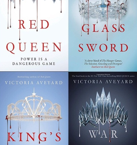 Red Queen Series: BookReview