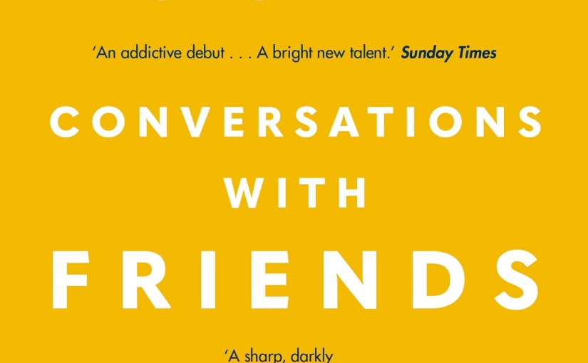 Conversations with Friends: BookReview